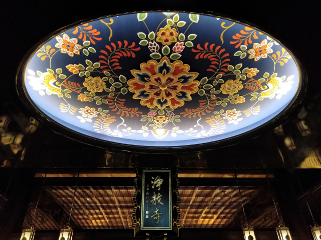 三井ガーデンホテル京都河原町浄教寺本堂