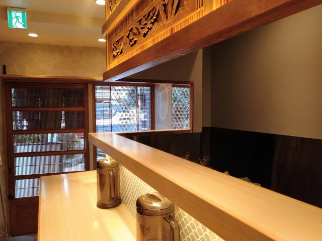 京都ラーメン森井飯田橋店4