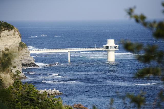 千葉県・勝浦海中公園