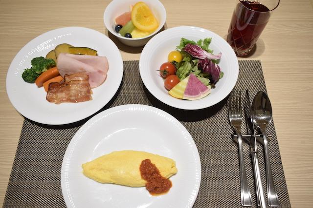ホテルカイエ 朝食