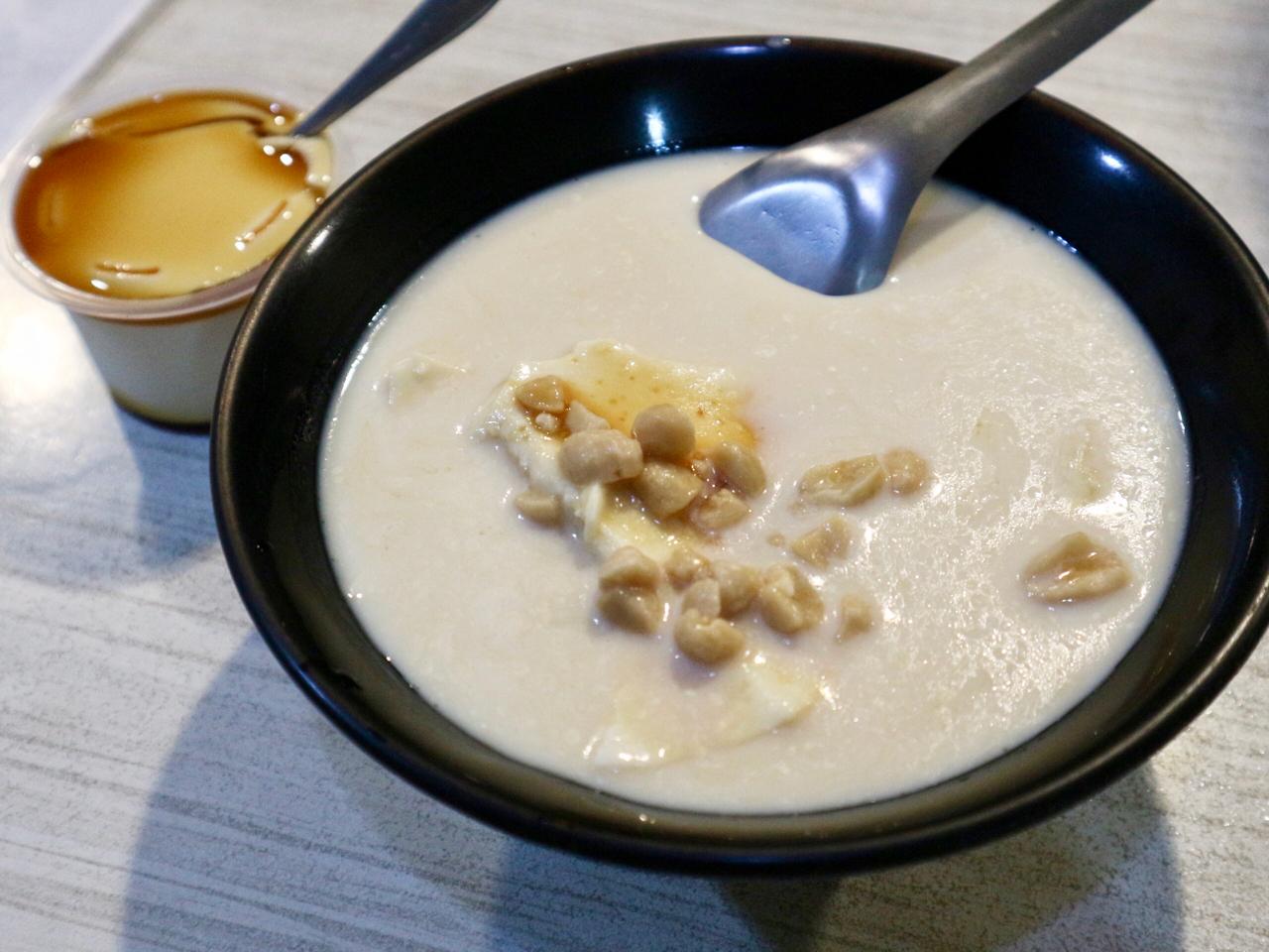 豆花と豆乳ヨーグルト