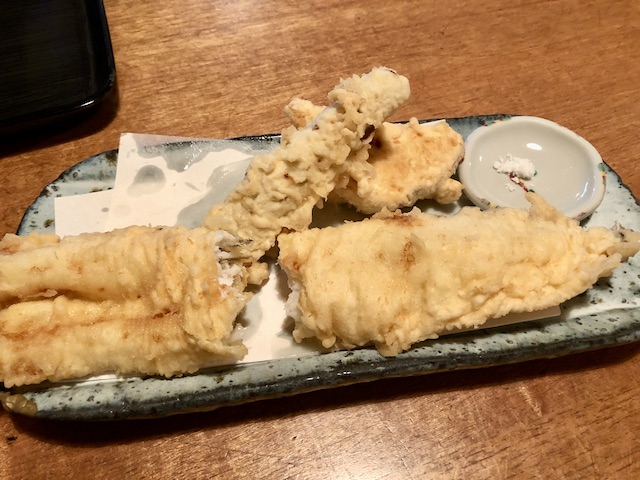 ほそ川 蕎麦 天ぷら