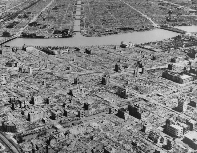 戦後の東京