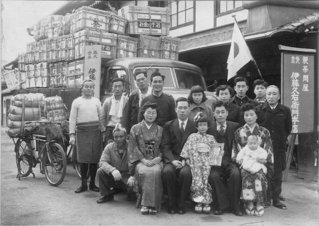 京都・伊藤久右衛門