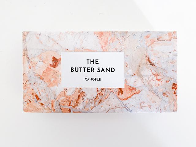 「本気のバターサンド」というキャッチフレーズがついているこのバターサンド、どんな味なのでしょうか?