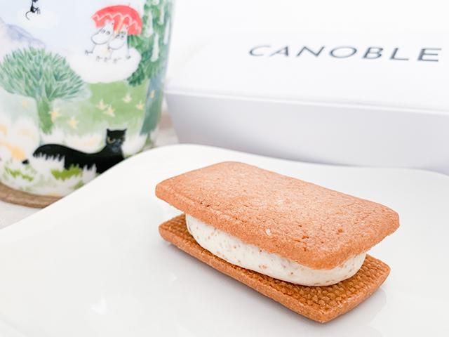 約3ヶ月待って入手した幻のバターサンドクッキー「CANOBLE THE BUTTER SAND」実食レポ