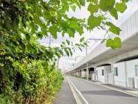 東京都・東京さんぽ「武蔵境〜武蔵小金井の高架下」