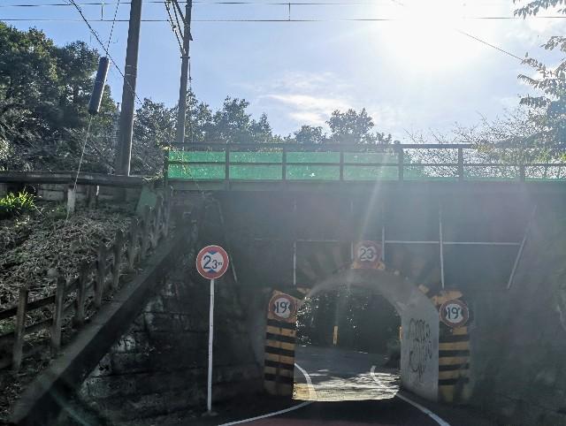 東京都・東京さんぽ「武蔵境〜武蔵小金井の高架下」・都立野川公園までの道
