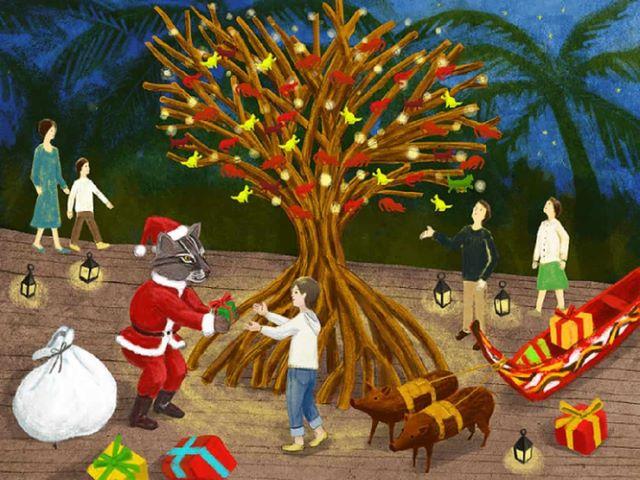 ヤマネコクリスマス