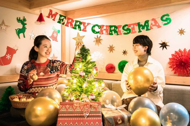 BEBクリスマス
