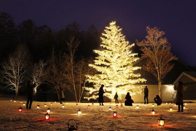 軽井沢クリスマス