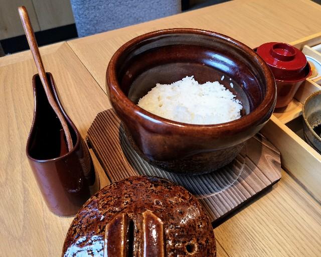 東京・東銀座「SHARI」・炊きたて御飯