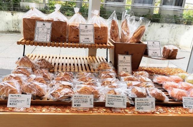 東京・お台場・グランドニッコー東京 台場「ベーカリー&ペストリーショップ」のパン