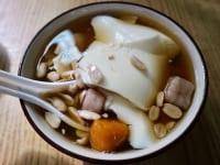 素朴な味わいの豆花