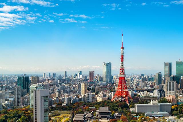 東京都港区東京タワー