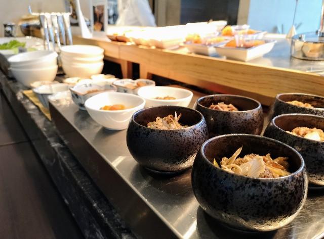 東京・「ホテル龍名館東京」花ごよみ東京(朝食・東京ブッフェ)お料理