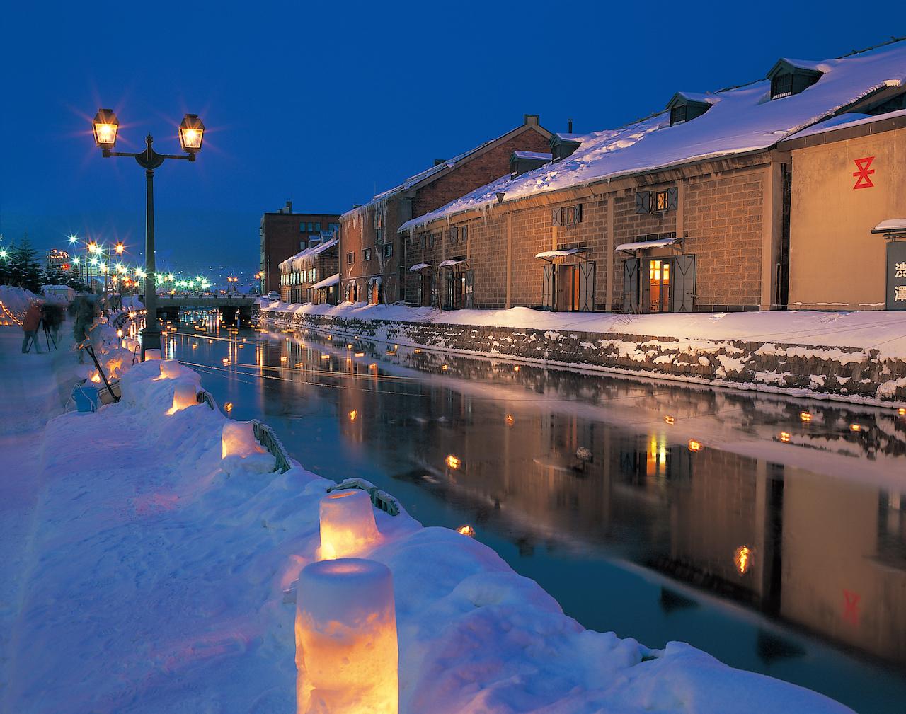 小樽市 小樽運河