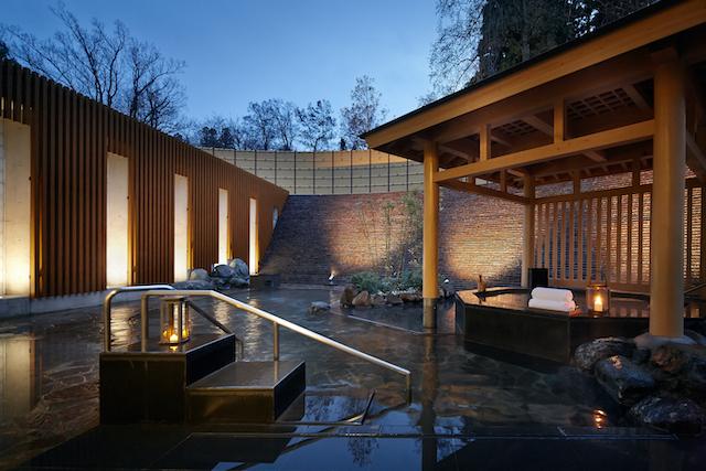 ロッテアライリゾート 温泉