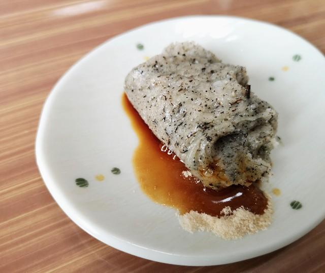 福島県・ふくしまみらいチャレンジプロジェクト「ふくしまの常備食」凍み餅(砂糖醤油)