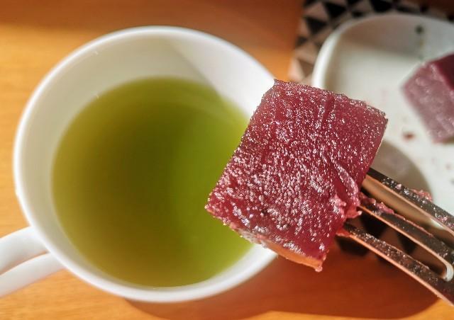 福島県・ふくしまみらいチャレンジプロジェクト「ふくしまの常備食」あいの桑茶となつはぜ羊羹