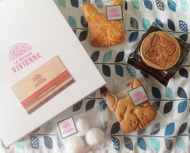 お取り寄せ・LikeSweetsBOX(スイーツ巡り便)福岡「LA MAISON VIVIENNE」焼き菓子