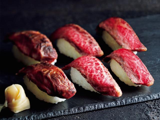 白老牛ステーキ3種食べ比べ