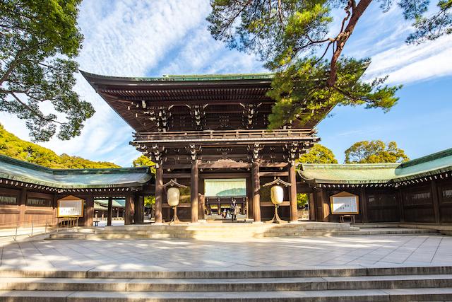東京都渋谷区明治神宮