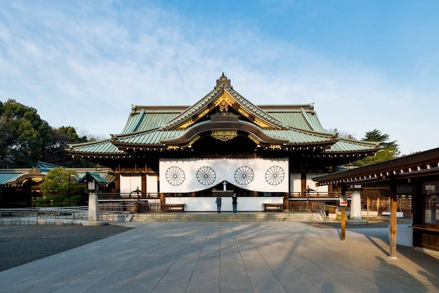 東京都千代田区靖国神社