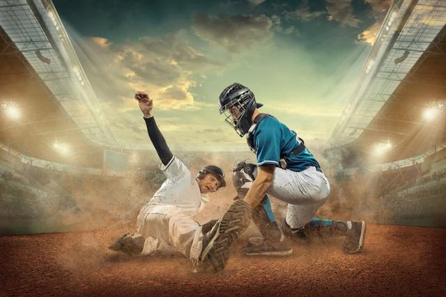 野球のアウト