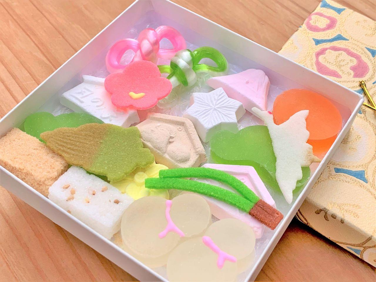 はんなり&かわいい!新春を寿ぐ京都の干菓子5選【お取り寄せOK】