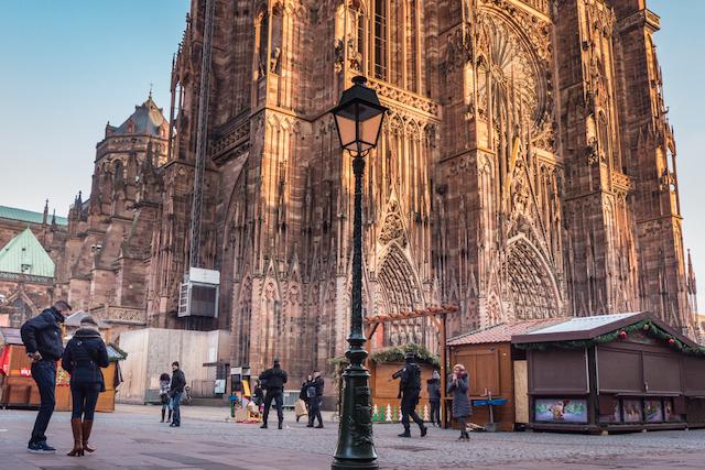 フランス・ストラスブール大聖堂