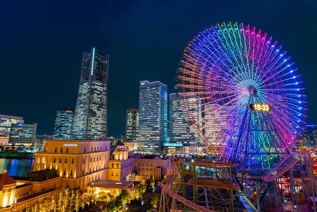 神奈川県横浜市横浜みなとみらい21