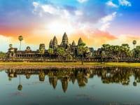 カンボジア・アンコールワット