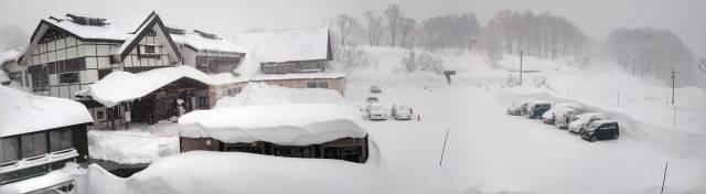 冬の秘湯は最高のパワースポット(11)酸ヶ湯温泉で豪雪を体験!<青森県>