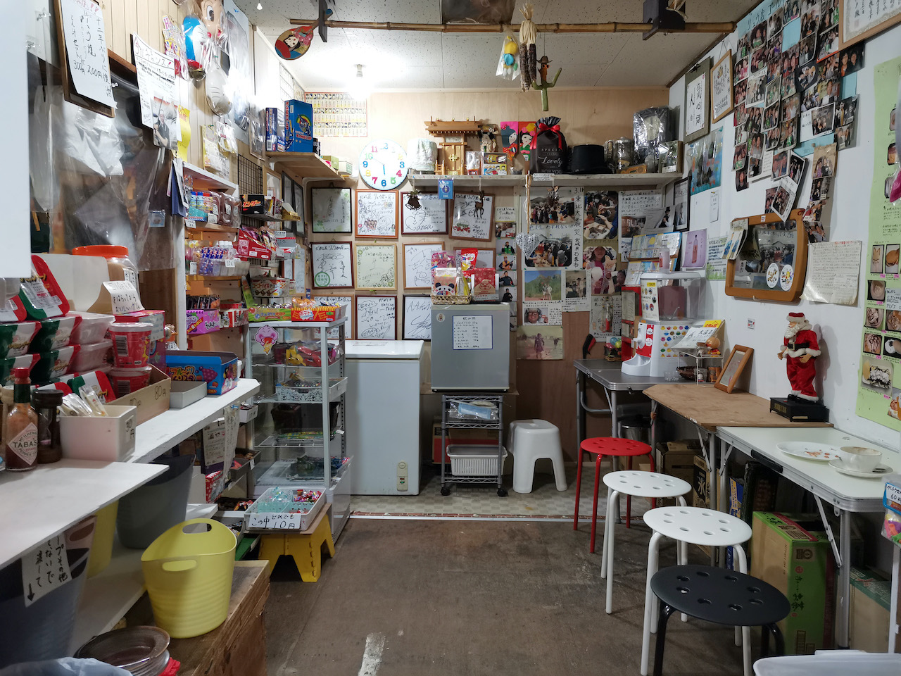 いながきの駄菓子屋探訪28千葉県船橋市リュウ君の店1