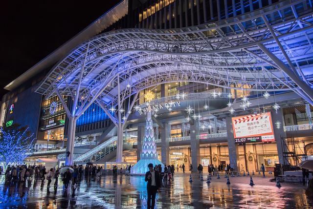 福岡県福岡市博多駅