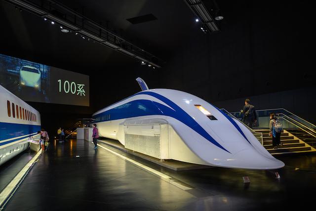愛知県名古屋市鉄道館