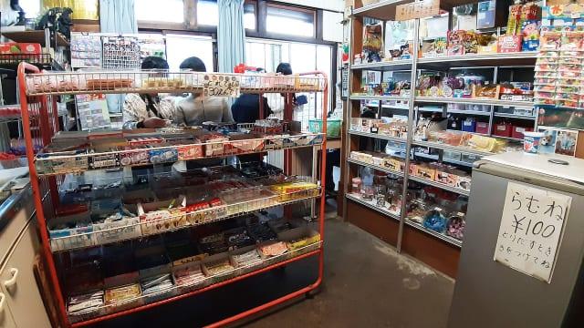 いながきの駄菓子屋探訪29宮城県仙台市五時良屋1