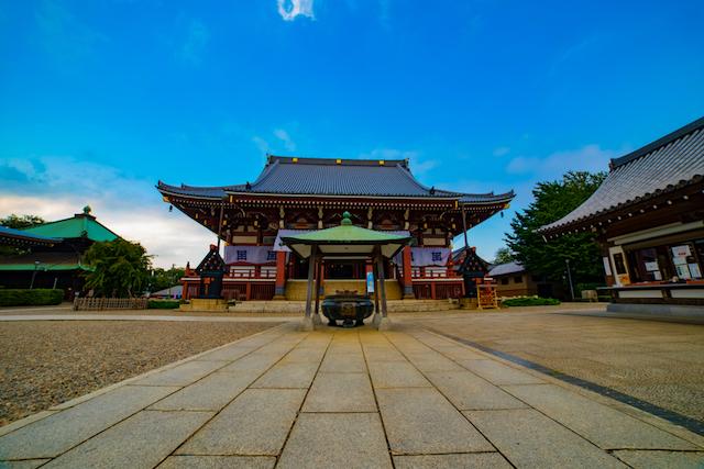 東京都大田区池上本門寺