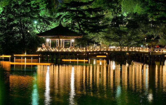 奈良市奈良公園