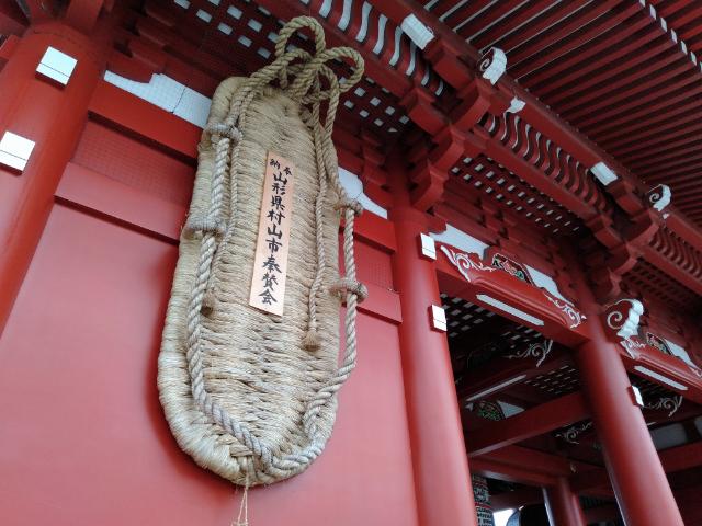 東京さんぽ浅草寺2