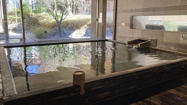 界 松本 内風呂