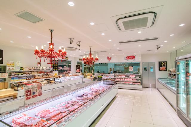 あんず お肉の工場直売所 東京