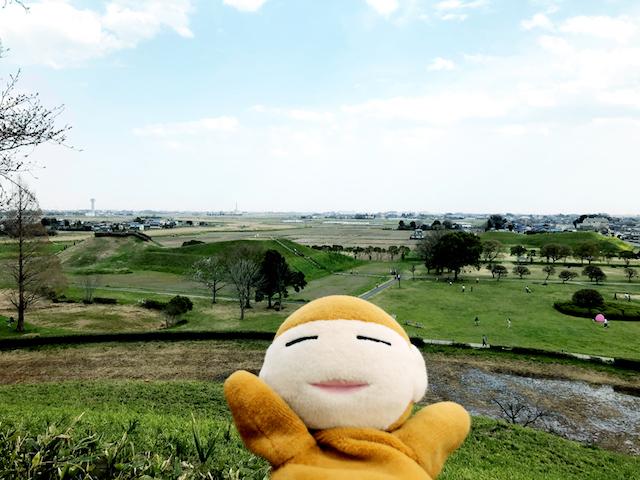 日本列島ゆるゆる古墳ハント15埼玉県行田市さきたま古墳群