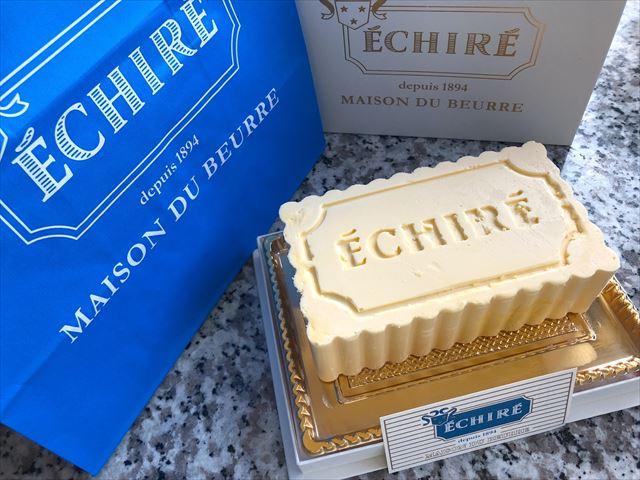 エシレのバターケーキ「ガトー・エシレ ナチュール」