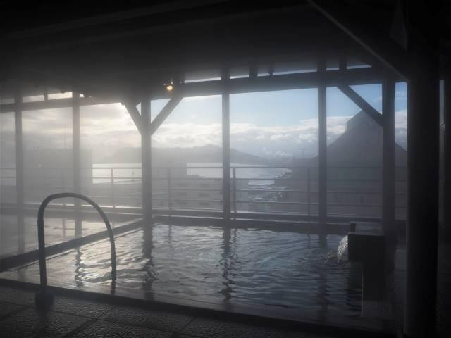 冬の秘湯は最高のパワースポット(13)雪の函館と湯の川温泉<北海道>