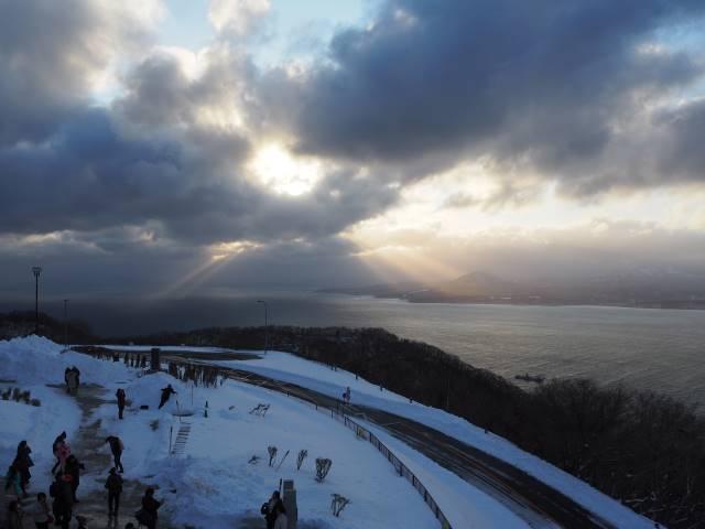 津軽海峡方面