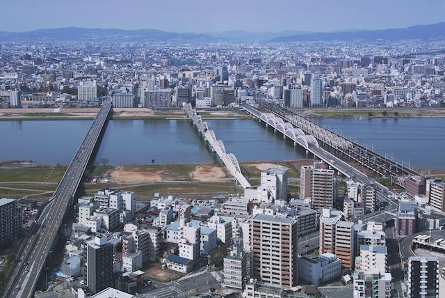 大阪府淀川