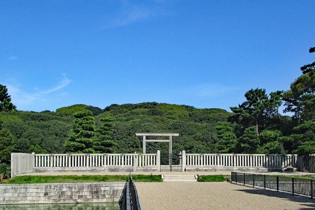大阪府堺市仁徳天皇陵