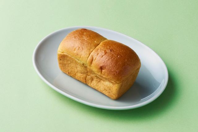 ミニピスタチオ食パン ホワイトチョコ入り〜緑と白のエクスタシー〜
